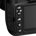 Nikon DSLR function buttons