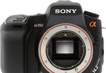 Sony A350 DSLR reviewed