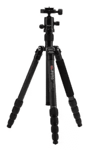 Photo of the MeFOTO C1350Q1K Carbon Fiber Roadtrip Travel Tripod