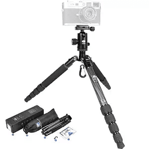 "Photo of the Sirui T-025X 52"" Carbon Fiber Tripod"
