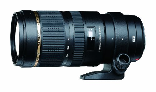 Photo of the Tamron SP 70-200MM F/2.8 DI VC USD Telephoto Zoom Lens