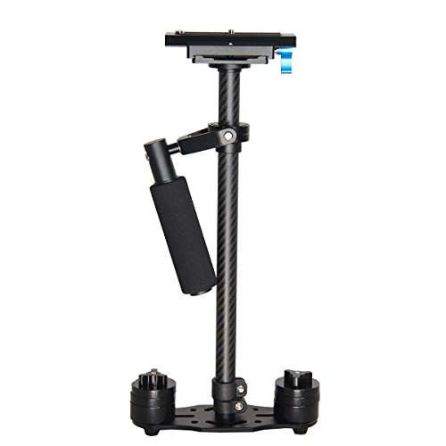 Photo of the YELANGU S60T Carbon Fiber Handheld Best DSLR Stabilizer