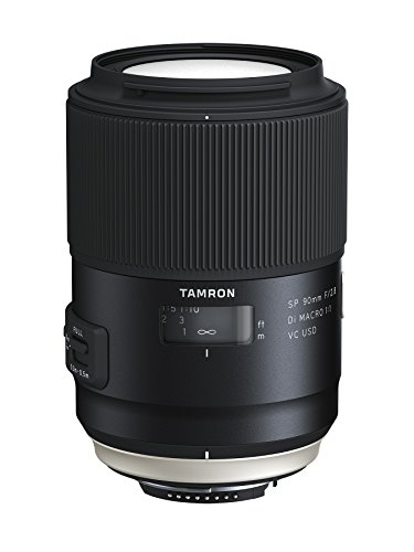 Photo of the Tamron AFF017N700 SP 90mm F/2.8 Di VC USD 1:1 Macro Lens