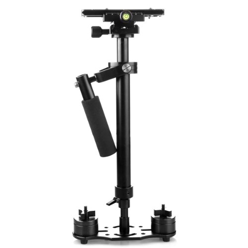 Photo of the Dazzne Handheld Stabilizer Pro Version with black handle